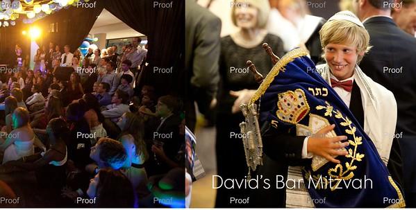 David's Bar Mitzvah