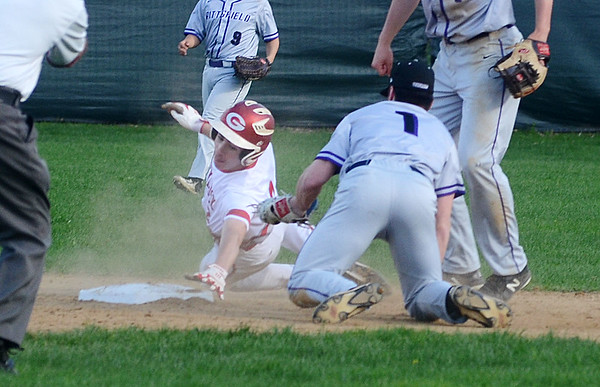 Mount Greylock vs Pittsfield baseball - 050619