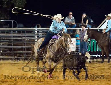 2016 Breakaway Roping Saturday 9/3/2016