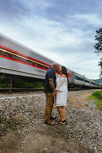 Chelsea & Anthony's Engagement Session