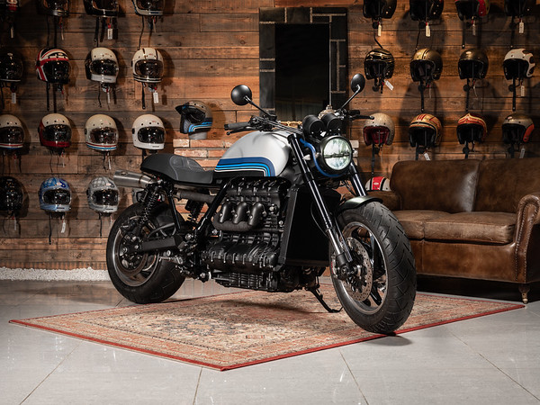 Triumph Rocket Cafe