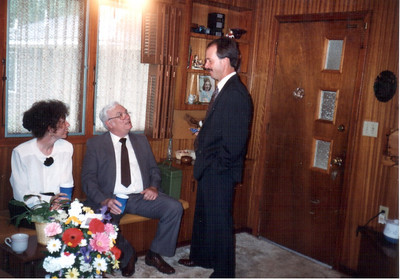 James and Dorothy Thaxton Family 1990s
