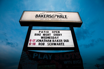 Rob Schwartz at Bakers Hale