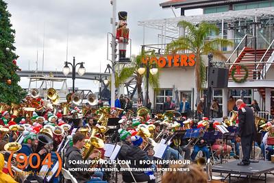 All Tuba Christmas @ Jacksonville Landing - 12.9.17