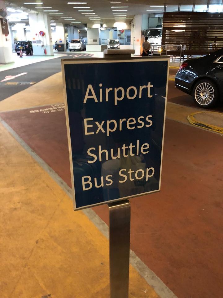 Free Shuttle Bus to and from Hyatt Regency Tsim Sha Tsui