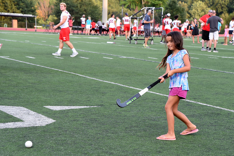 Future Davidson field hockey player.