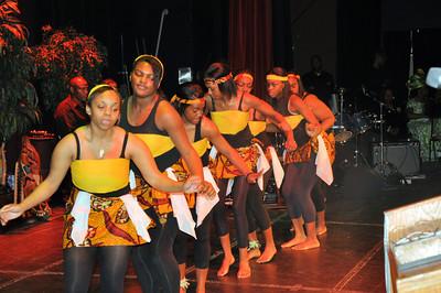 """MLK Program """"It Takes A Village"""" Jan 16, 2010"""
