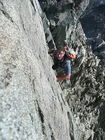 Dragon Peak (12,995)  9-27-08