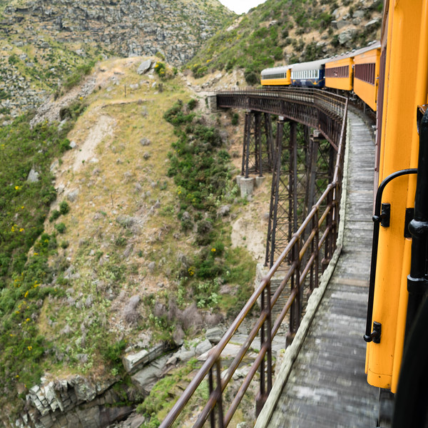 Taieri Gorge Raillway