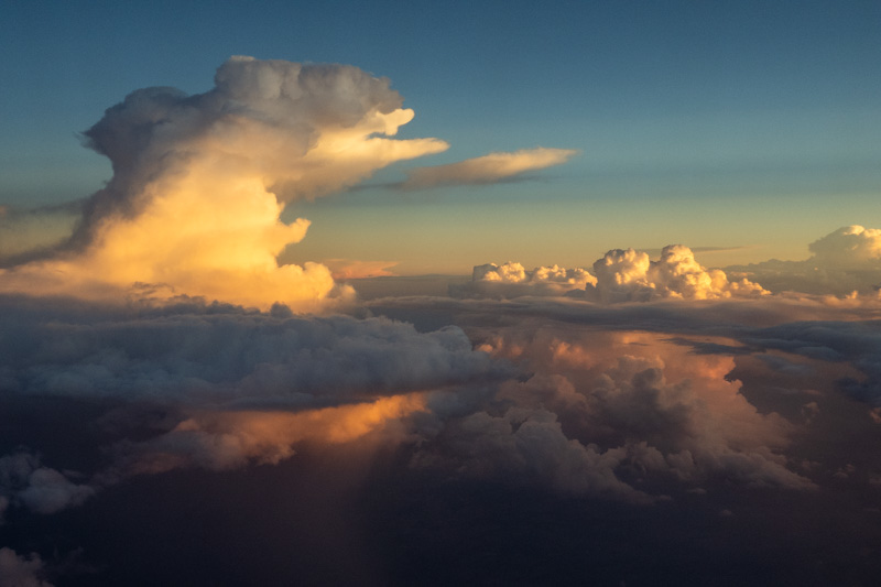 October 4 - Dodging the rainstorm after takeoff over Dallas at sunset-1.jpg