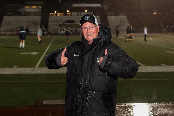 2018 Girls Varsity Soccer Senior Night vs. Hillsboro