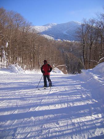Smugglers Notch Vermont Jan 2013