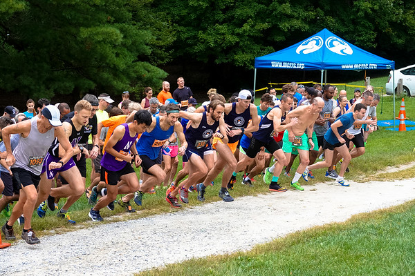 Lake Needwood 10K XC - D.Reichmann