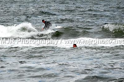 Surfing, Gilgo Beach, NY, (9-13-06)