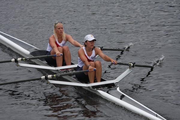 Cromwell Cup 2009, Women's Open Double