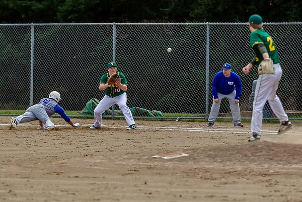 Set three: Baseball v Bellevue Christian 03/21/2019