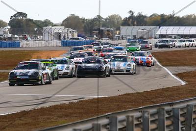 RACE STARTS SAT\GREEN SPRINT 2