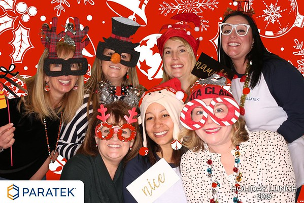 Paratek Holiday Lunch 2018