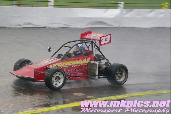 Grand Prix Midget European Championship, Northampton 23 September 2012
