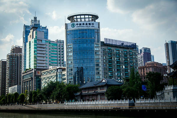 Chengdu and Wenchuan