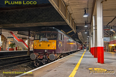 "BLS ""Marching Crompton II"", 23rd March 2019"