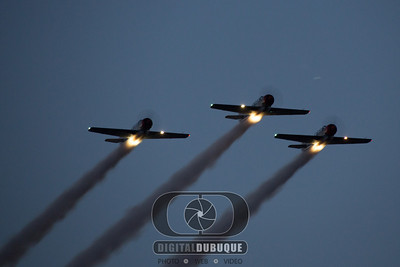 Dubuque Idependence Day Celebration and Air Show