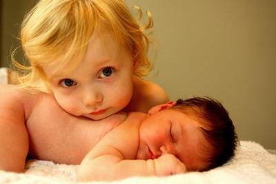 Rushlee's Newborn Photos