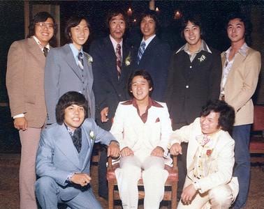 1974-1977 Omega Sigma Tau