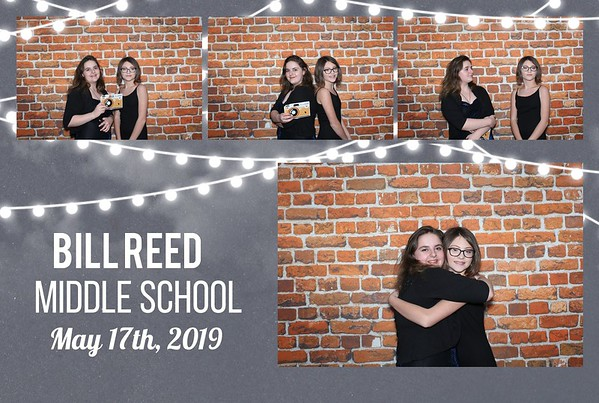 Bill Reed Middle School May 17th, 2019