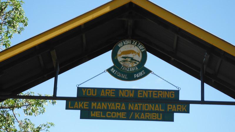Lake Manyara National Park, Africa (May 11, 2012)