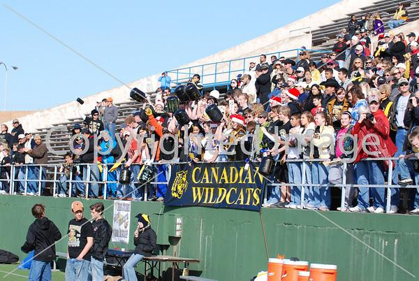 Canadian Wildcat football