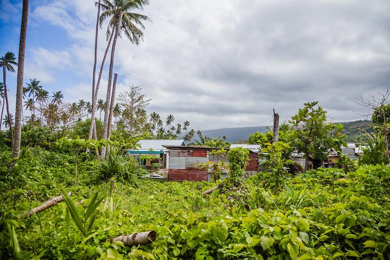 Taveuni Fiji Villages