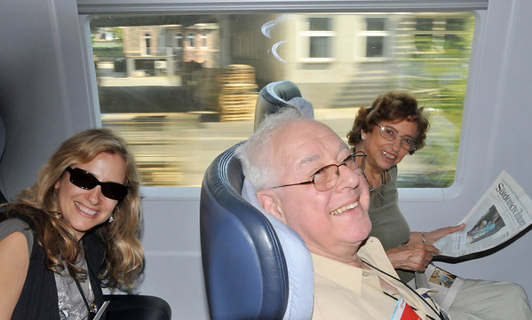 German Fast Trains