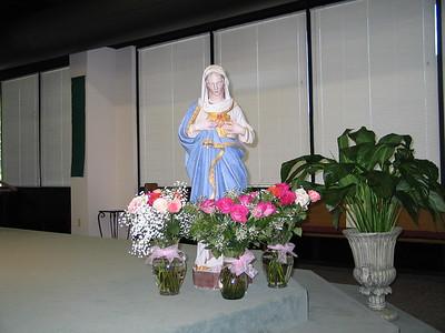 2013 June Sacred Heart Mass