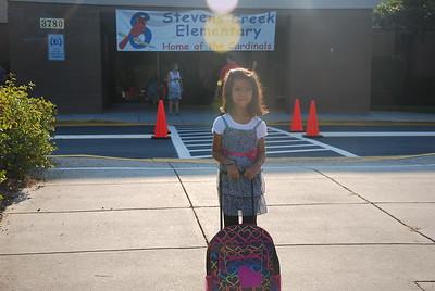 August School Starts