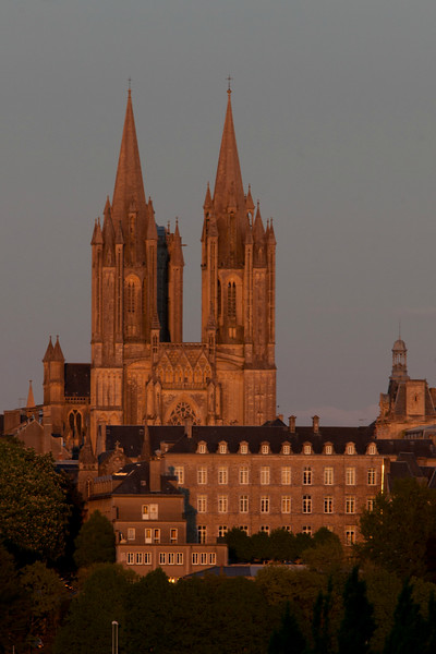 Coutances, Notre-Dame Cathedral