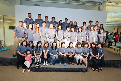 VBS Staff 2015
