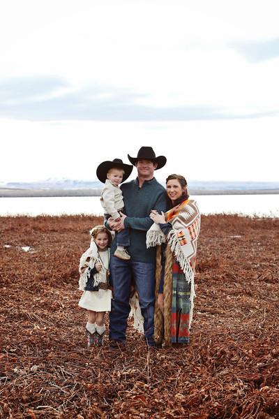 Megan and Buck {Family 2018}