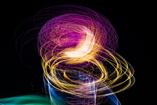 LIGHT DANCING PROJECT