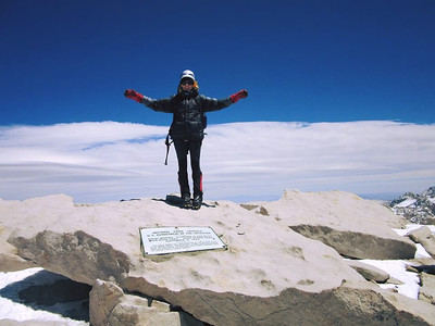 Mt. Whitney via Mountaineer's Route, 05/20/2016