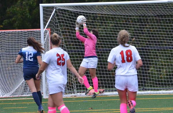Varsity Girls Soccer:  GA vs Episcopal Academy