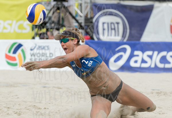 FIVB Long Beach, 22 Aug 2015