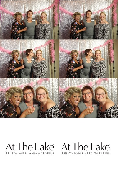 AT THE LAKE ANNIVERSARY PHOTOBOOTH