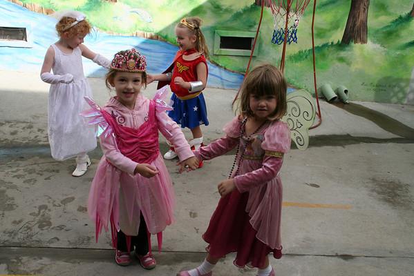 Preschool Mask Parade 2008