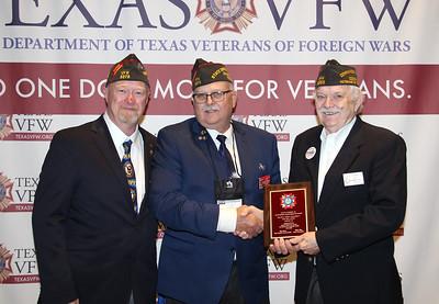 Outstanding Quartermaster Award