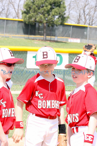 Bombers Baseball April 09th 2011