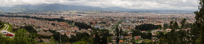 9. From Cuenca to Quito, Equator