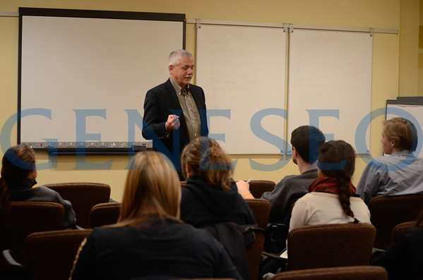 Pearls of Wisdom, Steve Allinger (Photos by JC '17)