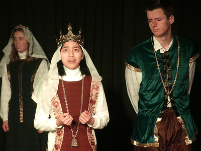 Twizel Area School: King Richard III