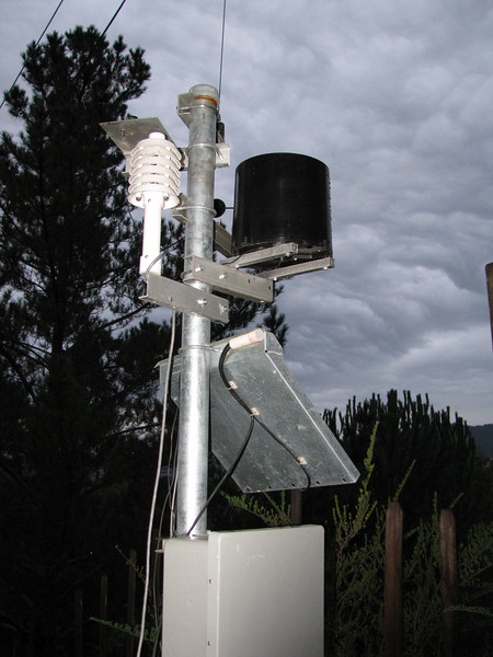 Professional, On-Site Weather Monitoring to Control Pests and Irrigate Efficiently